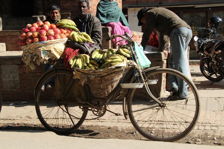 Fiets Nepal