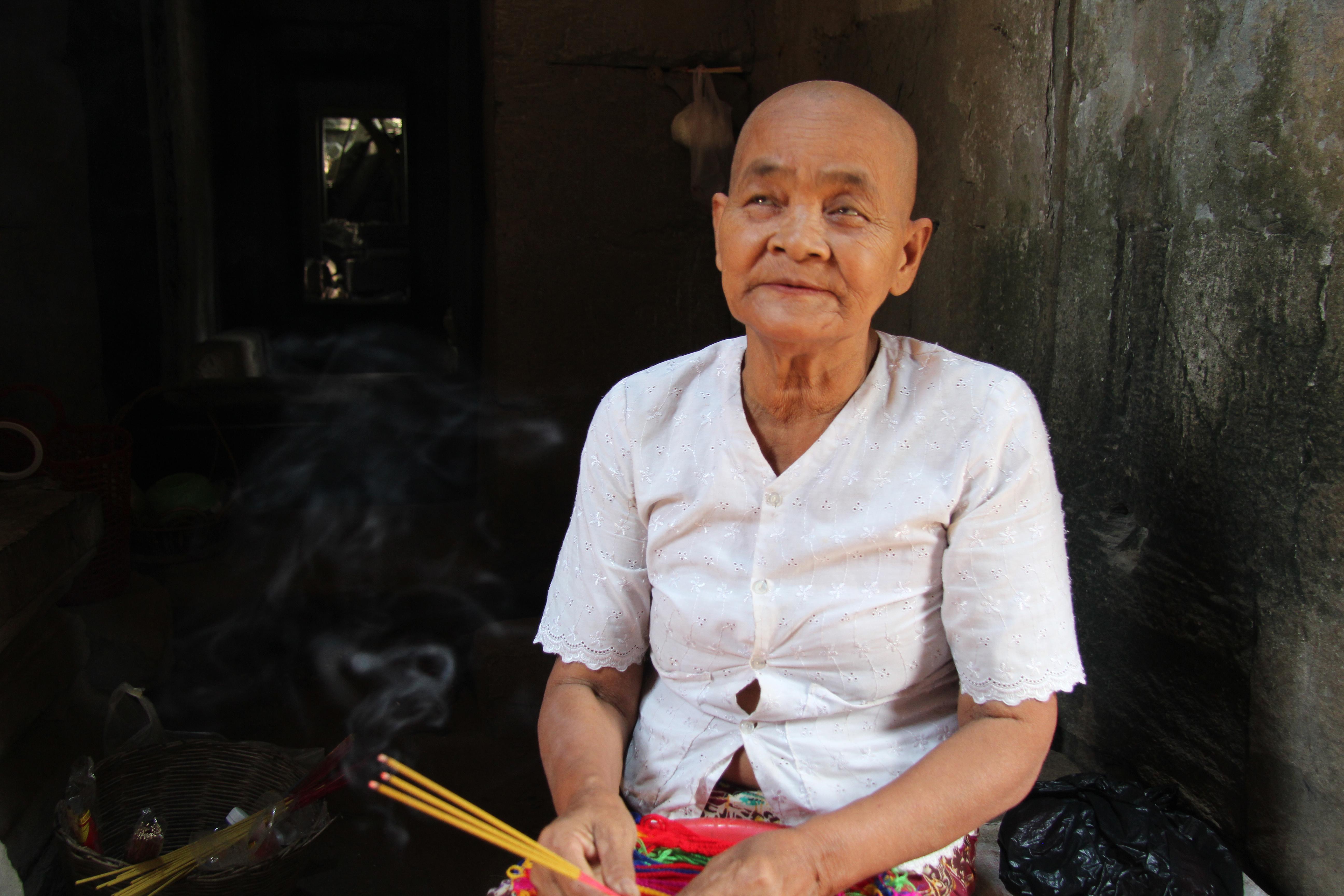 Non in Ankor Wat